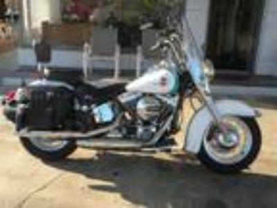 2016 Harley Davidson Heritage Softail Classic