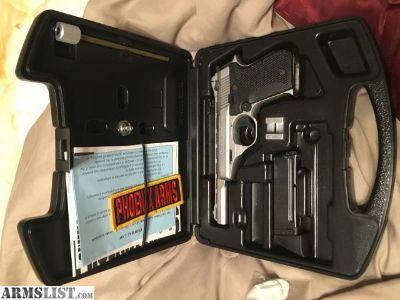 For Sale: Phoenix Arms 22