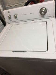 Roper electric washer