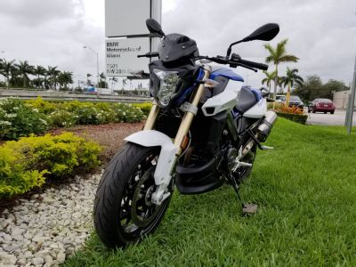 2016 BMW F 800 R Standard/Naked Motorcycles Miami, FL