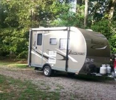 travel trailer 2013 Camp Lite