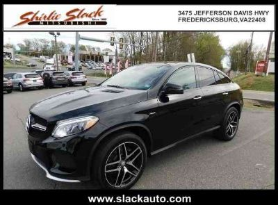 Used 2016 Mercedes-Benz GLE 4MATIC 4dr Cpe
