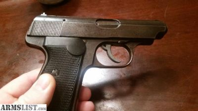 For Sale: WwII nazi sauer 38h
