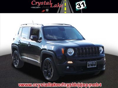2016 Jeep Renegade Latitude (Black)