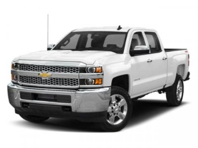 2019 Chevrolet Silverado 2500HD LTZ (Havana Brown Metallic)