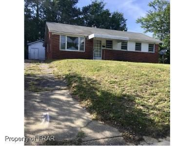 3 Bed 1 Bath Foreclosure Property in Fayetteville, NC 28301 - Torrey Dr