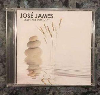 BRAND NEW Jos James Beyond Reason CD