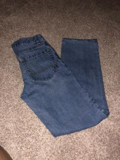 Boys jeans size 12 with adjustable waist good condition ((MOVING SALE))