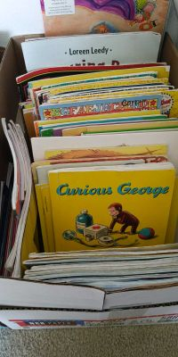 First Grade Reading Level Books