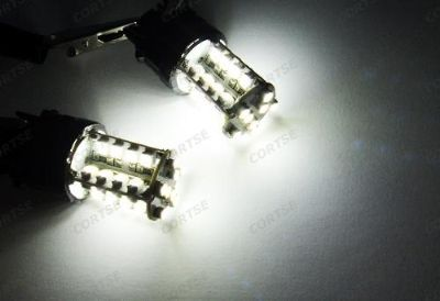 Buy 2x 1156 BA15s 40 SMD LED Parking Turn Signal Stop Backup Light 7506 7527 White motorcycle in San Bruno, California, US, for US $20.99