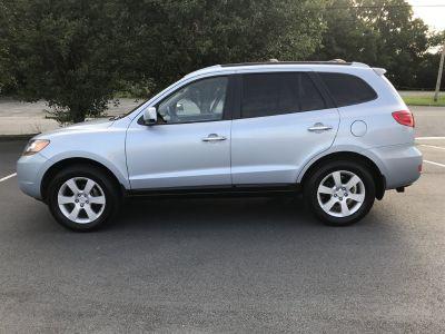 2008 Hyundai Santa Fe Limited (Blue,Light)