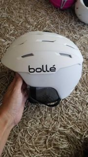 Adult Small (but my 10 yr old child wore it) ski helmet