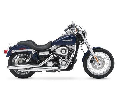 2013 Harley-Davidson Dyna Super Glide Custom Cruiser Motorcycles Kingsport, TN