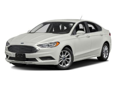2017 Ford Fusion SE (Not Given)