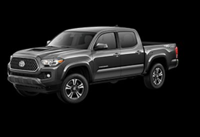 2018 Toyota Tacoma TRD Sport (Magnetic Gray Metallic)