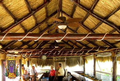 Tiki Huts and Tiki Bars in Florida - Big Kahuna Tiki Huts