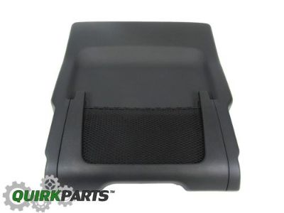 Find 11-16 JEEP DODGE GRAND CHEROKEE DURANGO RIGHT SIDE FRONT SEAT BACK PANEL MOPAR motorcycle in Braintree, Massachusetts, United States, for US $148.66