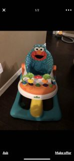 LOOKING for this baby Elmo Walker