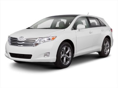 2011 Toyota Venza AWD 4cyl (Not Given)