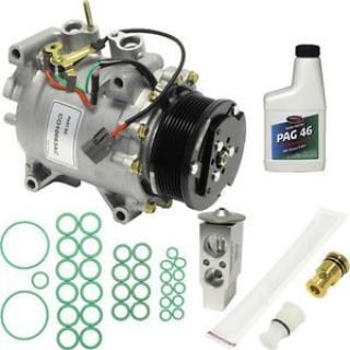 Purchase BRAND NEW AC COMPRESSOR DRIER & EXPANSION VALVE 2002-06 HONDA CRV 2.4 motorcycle in Irving, Texas, United States, for US $159.10