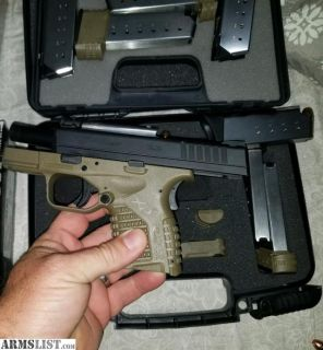 For Trade: Like new FDE XDS 45 3.3