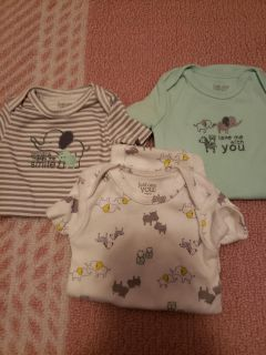 Carters just one you onesies
