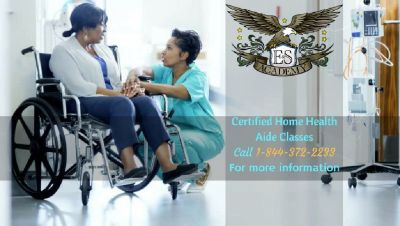 Contact us at E&S Academy and get your certification in CHHA.