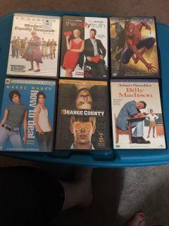 26 movies dvd s