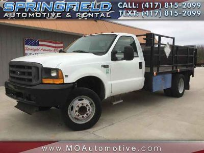 Used 1999 Ford F450 Super Duty Regular Cab & Chassis for sale