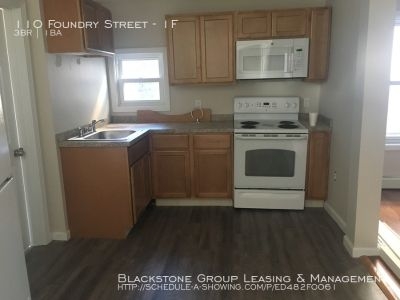 3 bedroom in Central Falls