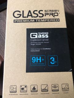 iPhone XR glass screen protector