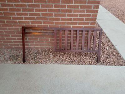 Heritage crib set