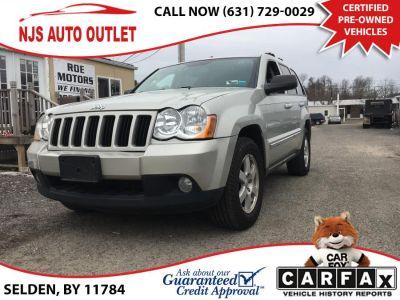 2010 Jeep Grand Cherokee Laredo (Light Graystone Pearl)