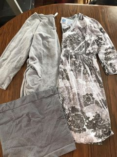 Size L lot of Maternity tops