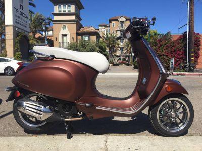 2019 Vespa Primavera 50th Anniversary 150 cc Scooter Marina Del Rey, CA