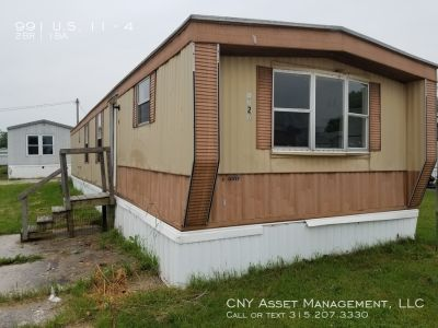 trailer home renovated