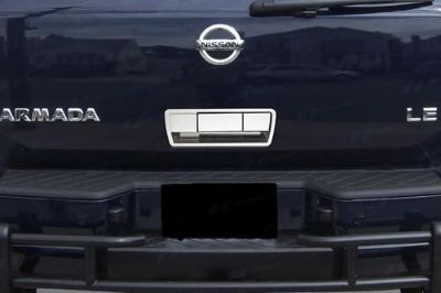 Sell SES Trims TI-TG-107 Nissan Armada Tailgate Handle Cover SUV Chrome Trim 3M ABS motorcycle in Bowie, Maryland, US, for US $112.00