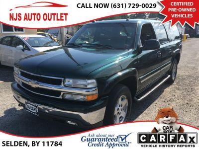 2004 Chevrolet Suburban 1500 Z71 (Dark Green Metallic)
