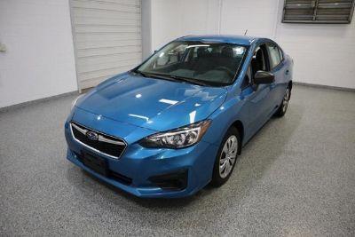 2019 Subaru Impreza (Island Blue Pearl)