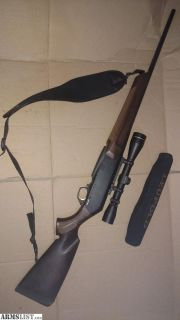 For Sale: Browning 270 Win. w/ Leopold