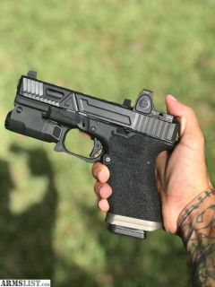 For Sale: Agency Arms Glock 19 wts/wtb