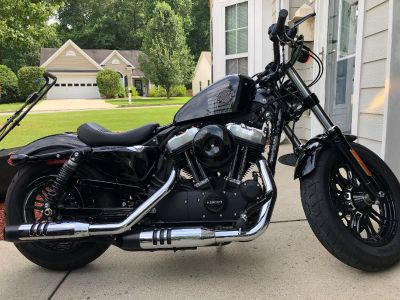 2017 Harley-Davidson FORTY-EIGHT XL1200X