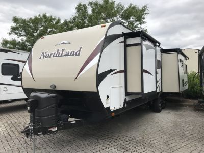 2016 Pacific Coachworks Northland 27RESS