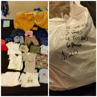 Baby boy clothes (post 1 of 2)