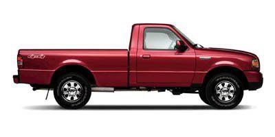 2008 Ford Ranger XL (White)