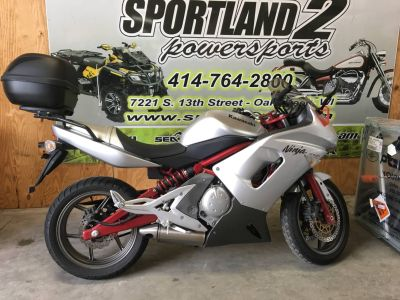 2006 Kawasaki Ninja 650R SuperSport Motorcycles Oak Creek, WI