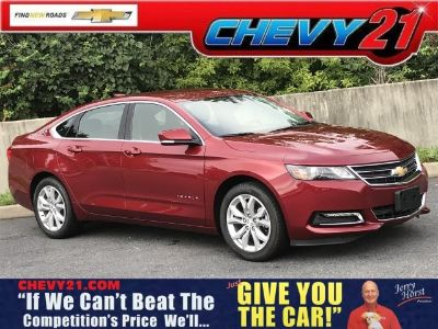 2018 Chevrolet Impala LT (Red Tintcoat)