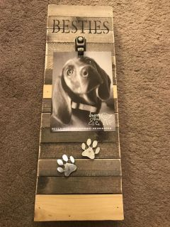 Brand new!! Perfect for the dog lover!