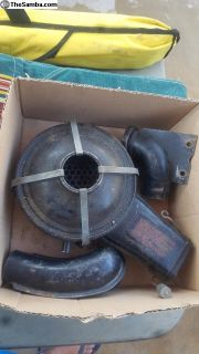 Bus air cleaner nice condition