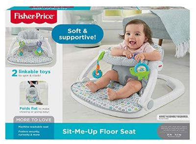 Fisher-Price Sit-Me-up Floor Seat Brand New